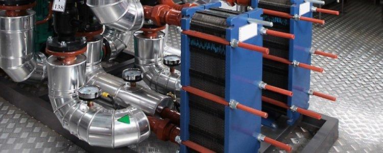 Смета промывка пластинчатых теплообменников Водоводяной подогреватель ВВП 04-76-4000 Северск